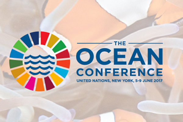 Ocean Conference: Managing, protecting, conserving and restoring marine and coastal ecosystems