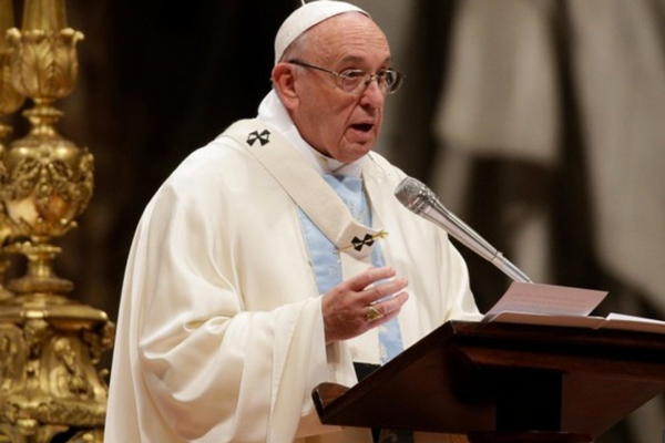 Message of Pope Francis on the World Day of Peace